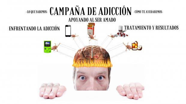 Campaña de adiccion